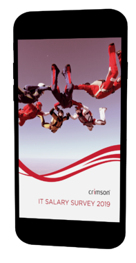 Crimson IT Salary Survey Image 2019 b