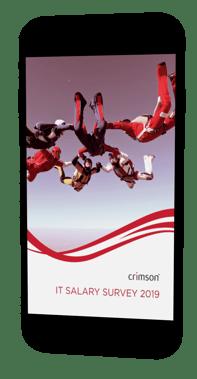 Crimson IT Salary Survey Image 2019 b